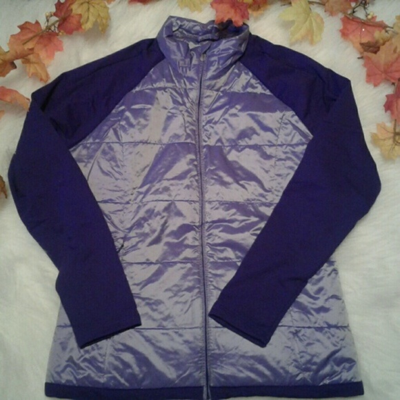 e49f54699f18 adidas Jackets   Blazers - Adidas climaproof Purple Running Jacket medium